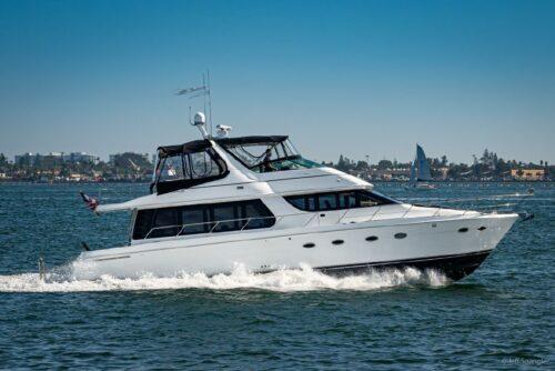 Carver 57 Yacht